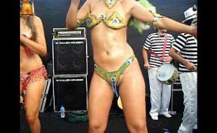 Carnaval samba e muita putaria