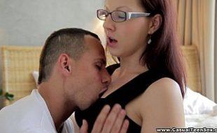 Fazendo sexo safado com a professora particular depois da aula
