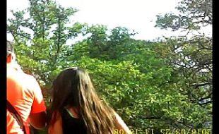 Taradão filmando por baixo da saia das vadias